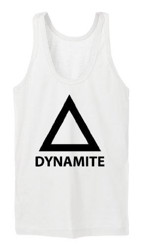 Dynamite Tanktop Girls Blanc