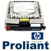 NEW 289243-001 HP 72.8GB 15K U320 SCSI HARD DRIVE