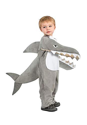 Princess Paradise Chompers Chompin' Shark Child's Costume, ()