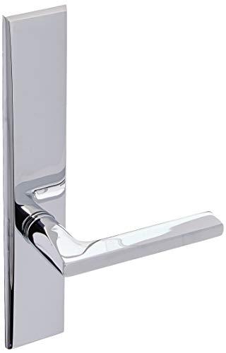 (Baldwin Hardware 6974.260.FD Lakeshore Entry Front Door Handle)