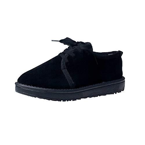 HCBYJ HCBYJ Vecchie di Invernali di Tinta calde Pechino black Cotone Scarpe Scarpe Scarpe in Cotone Unita rWUrT
