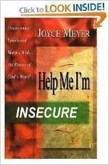 Help Me, I'm Insecure by Joyce Meyer (1998-02-04)