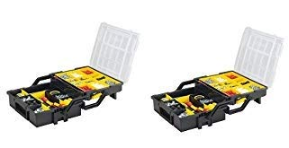 Stanley Tools and Consumer Storage STST14028 MultiLevel Organizer (2-(Pack))