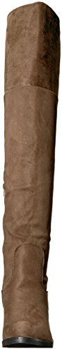Sall Knee Over Taupe Women's Co the Brinley Boot Tw4Z8Rqqn
