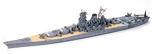 1/700 Japanese Battleship Yamato Tamiya 31113 B00061H3TE
