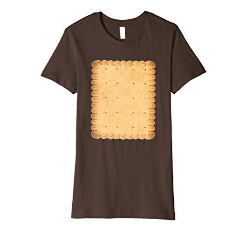 Womens Smores Cracker Matching Halloween Costume Shirt Small