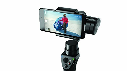 DJI New OSMO Mobile Handheld Stabilized Gimbal With OSMO Base Bundle