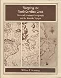 Mapping the North Carolina Coast, William P. Cumming, 0865262322