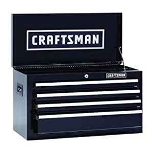 Craftsman 4 Drawer Top Tool Chest 00933807
