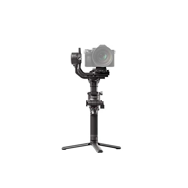 RetinaPix DJI RSC 2 – 3-Axis Gimbal Stabilizer for DSLR and Mirrorless Camera