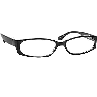 Reading Glasses for Women and Men - Best Designer 4 Pack of Readers Spring Hinge