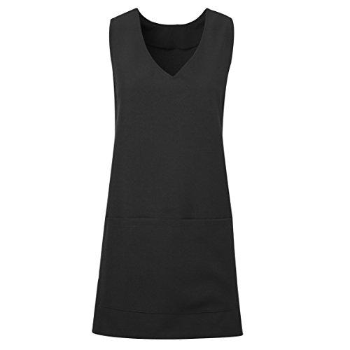 Premier Womens/Ladies Wrap Around Tunic Apron (L/XL) (Wrap Around Apron)