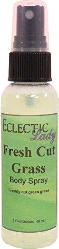 Fresh Cut Grass Body Spray by Eclectic Lady