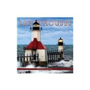 Lighthouses 2009-2010 16 Month Wall Calendar