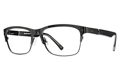 Randy Jackson RJ 1066 Mens Eyeglass Frames - Black