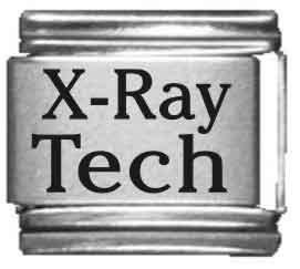 X-Ray Tech Laser Italian Charm