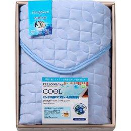 【まとめ 4セット】 ROSANNA FEEL COOL 冷感 敷きパット(フィールクール) L2077015 B4128657 B07KNJBNPK