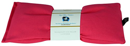 Lavender Eye Pillow - Migraine, Stress & Anxiety Relief - #1...