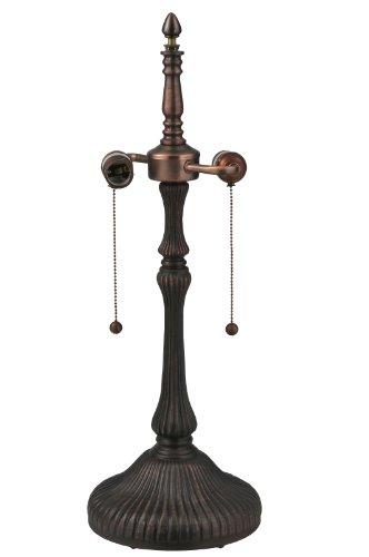 Ribbed Table Lamp Base ()
