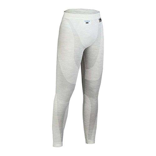 IAA//740EP028SMA One Long Johns Pants, White, X-Small//Small OMP