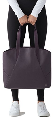 Lululemon All Day Tote (Black Currant) by Lululemon
