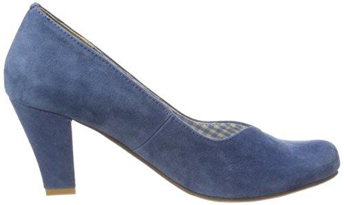 Hirschkogel Women's 3000507 Closed Toe Heels Blue (Jeans 274) professional sale online limited edition for sale rYsDiuchCx
