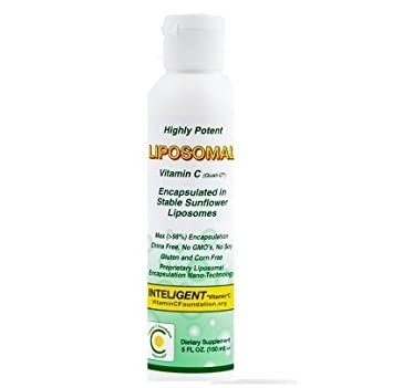 China-free Liposomal Vitamin C | Non-Soy Non-GMO | 1,000 mg