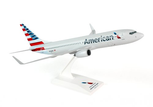 Daron Skymarks American 737-800 New Livery Model Kit (1/130 Scale)