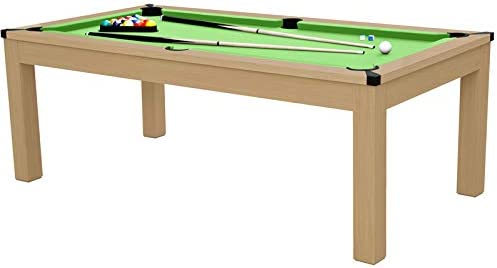 Rendez vous déco – Mesa (transformable Multi Juegos 3 en 1: Amazon.es: Hogar