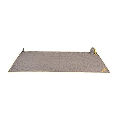 Toalla de secado rápido Viaje 80 x 40 cm, absorbente, extra ligero, antibacteriano