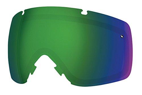 Smith Optics IO Men's Replacement Lens Eyewear Accessories - ChromaPop Sun Green - Case Goggle Smith