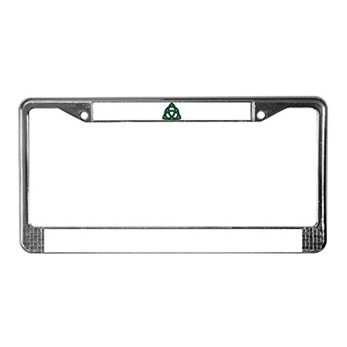 license plate frame celtic knot - 8