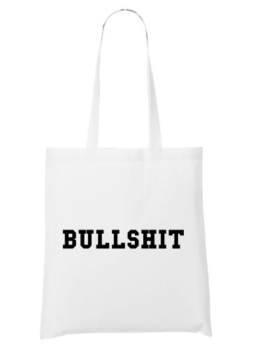 Bullshit Bag White