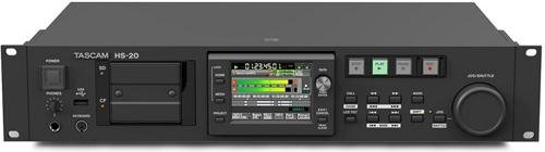 Ash Sam Keyboard (Tascam STEREO SOLID STATE RECORDER FOR NETWORKING (HS-20))