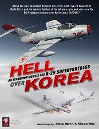 (LEGION: Hell Over Korea Kit for B-29 Superfortress base board)