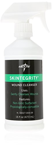 Medline Skintegrity Wound Cleansers Spray