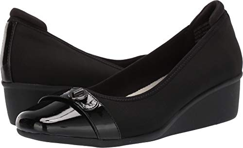 Anne Klein Women's Wade Black 7.5 M US