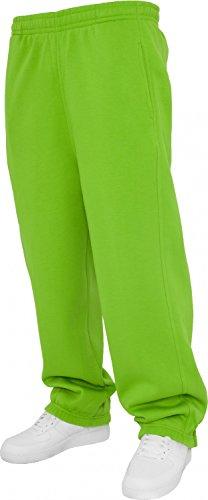 Urban Classics Kids Sweatpants UK007 , Alter:12Jahre, Farbe:limegreen