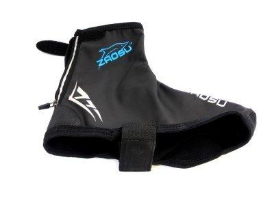 ZAOSU Neopren Überschuhe für Damen und Herren - Schutz vor Kälte beim Radfahren Überschuhe Shoe-Cover