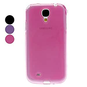Light Colour Full Body Case for Samsung Galaxy S4 I9500 (Assorted Color) --- COLOR:Gray