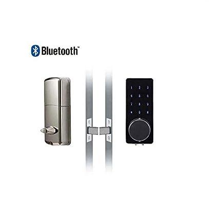 Bluetooth entrada inteligente cerradura puerta cerradura os8815ble