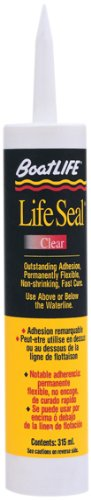 Boat Life Lifeseal Sealant Cartridge, Clear