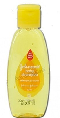 Johnson's Baby Shampoo, Travel Size, 1.9 Ounce 50 Ml (Pack of 6)