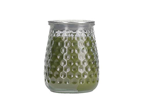(GREENLEAF Scented Signature Candle - Silver Spruce - Burns 60-80 Hours - Made in The USA )