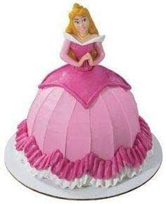 Adorno Tarta Pincesa Aurora - Sweet Celebrations , cumpleaños, decoración, Fiesta temática, Cake Topper
