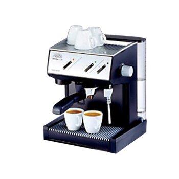 Solis Crema SL-70 Black Espresso Machine