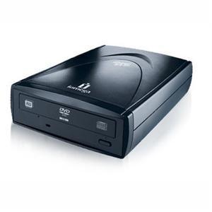 Iomega MiniMax Hard Drive, FireWire 400/USB 2.0, 750GB - 33956