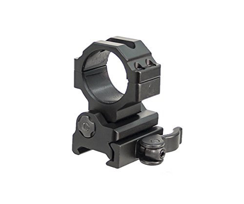 (UTG 30mm Flip-to-Side, Picatinny/Weaver QD Ring Mount)