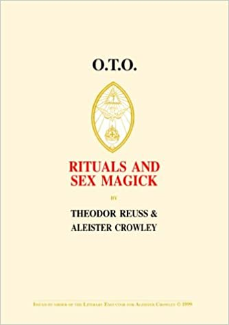Oto rituals and sex magick
