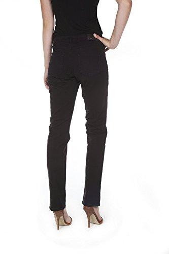 Pantalón Mujer Recta Negro Para Kanope Básico awdqUaS